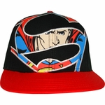 Superman In Logo Hat