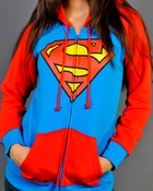 Superman Junior Hoodie