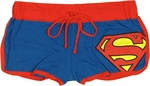 Superman Junior Shorts
