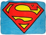 Superman Logo Blanket