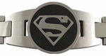 Superman Logo Bracelet