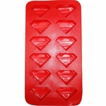 Superman Logo Ice Cube Tray
