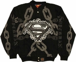 Superman Logo Jacket