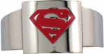 Superman Logo Ring