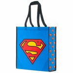 Superman Logo Tote Bag
