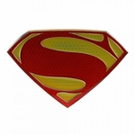 Superman Man of Steel Belt Buckle