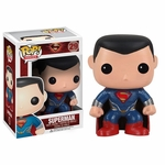 Superman Man of Steel Pop Heroes Vinyl Figurine