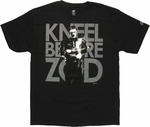 Superman Man of Steel Zod T Shirt