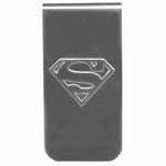 Superman Money Clip