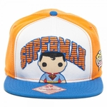 Superman Pop Heroes Name Hat
