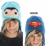 Superman POP Heroes Reversible Beanie