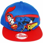 Superman Portrait Hat
