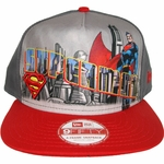 Superman Poster Hat