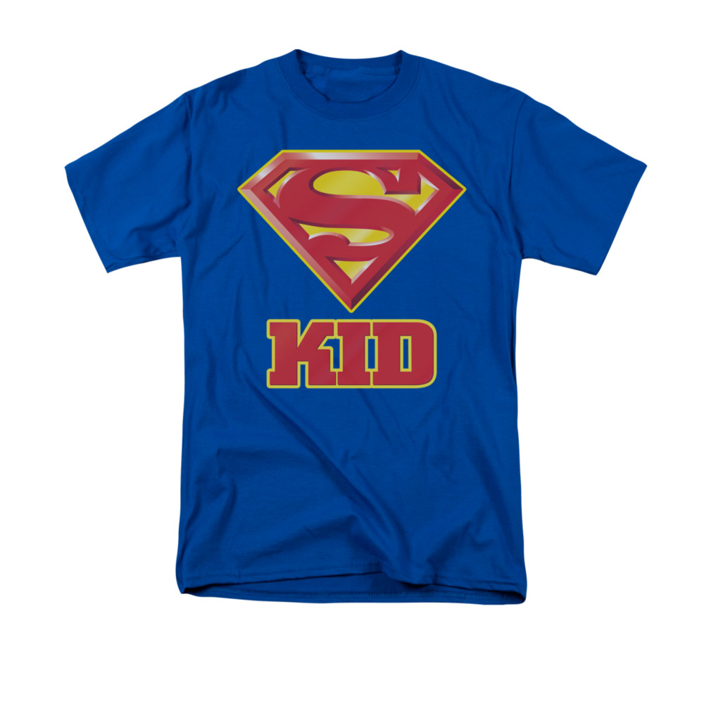 superman super kid t shirt rate and review this item see all superman. Black Bedroom Furniture Sets. Home Design Ideas