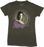 Supernatural Sam Baby Tee