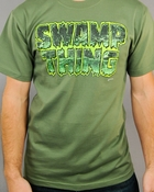Swamp Thing Logo T Shirt