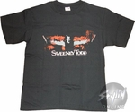 Sweeney Todd Stretch T-Shirt