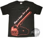 System of a Down Tank Foil T-Shirt