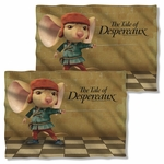 Tale of Despereaux On Guard FB Pillow Case