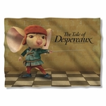 Tale of Despereaux On Guard Pillow Case