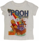 Tales of Pooh Girls T-Shirt