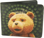 Ted Leaf Swirl Wallet