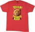 Ted My Thunder Buddy T Shirt Sheer