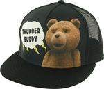 Ted Thunder Buddy Trucker Hat