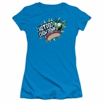 Teen Titans Go Chow Down Juniors T Shirt
