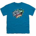 Teen Titans Go Chow Down Youth T Shirt