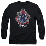 Teen Titans Go Raven Long Sleeve T Shirt