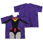 Teen Titans Go Raven Suit FB Dye Sub Youth T Shirt