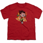 Teen Titans Go Robin Youth T Shirt