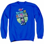Teen Titans Go T Group Sweatshirt