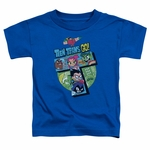 Teen Titans Go T Group Toddler T Shirt