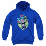 Teen Titans Go T Group Youth Hoodie