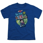 Teen Titans Go T Group Youth T Shirt