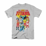 Teen Titans New Group T Shirt