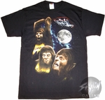 Teen Wolf Moon Dunk T-Shirt