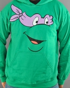 Teenage Mutant Ninja Turtles Donatello Hoodie