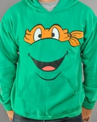Teenage Mutant Ninja Turtles Michelangelo Hoodie