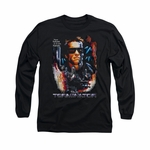 Terminator Your Future Long Sleeve T Shirt