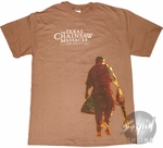 Texas Chainsaw Massacre Walk Bottom T-Shirt