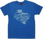 Texas Lone Star State T Shirt