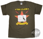 The Clash Know Rights T-Shirt