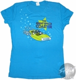 The Great Space Coaster Car Baby Tee