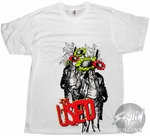 The Used Flowerhead T-Shirt Sheer