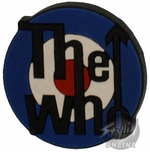 The Who Bullseye Pin