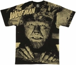 The Wolfman Big T-Shirt