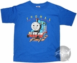 Thomas the Tank Engine Tracks Juvenile T-Shirt